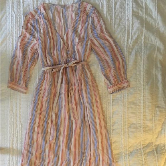 Gap maternity multicoloured dress